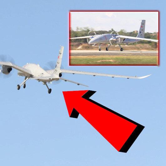 İkinci AKINCI TİHA göklerde: Uçuş testini başarıyla tamamladı
