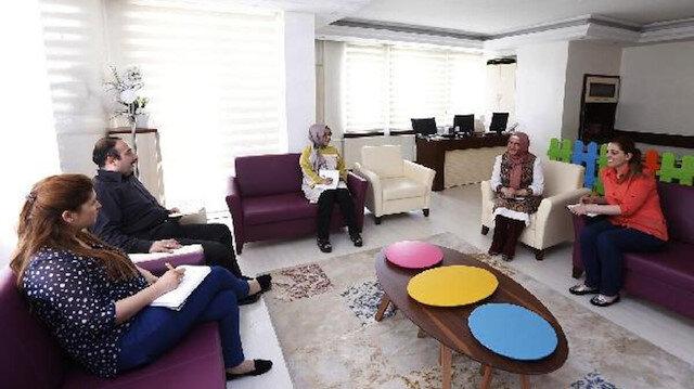Gaziantep'te kurulan destek merkezi ile çiftlerin yüzde 85'i sorunlarını çözüyor
