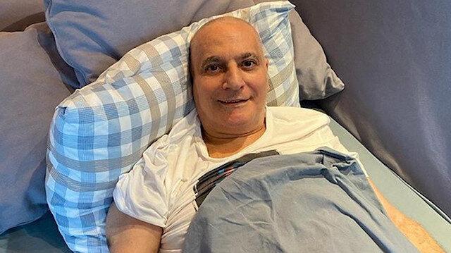 Mehmet Ali Erbil'den haber var: Taburcu oldu