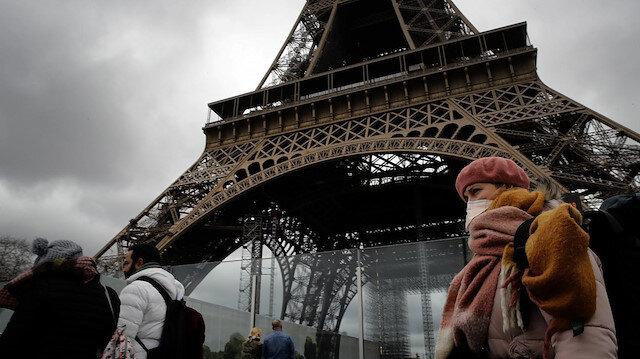 Fransa'da koronavirüsün yayıldığı en aktif bölgeler: İki şehir 'kırmızı bölge' ilan edildi