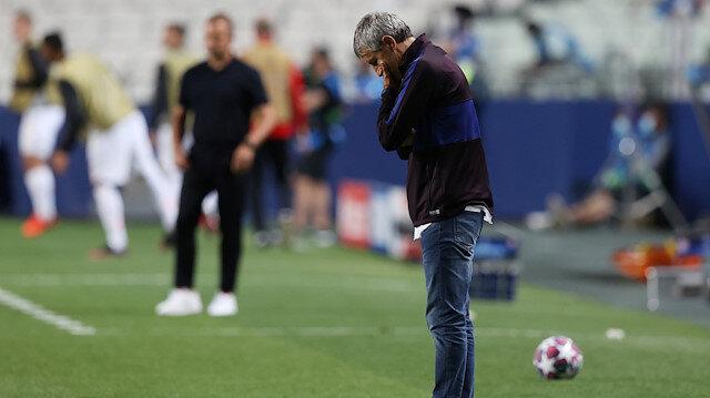 Barcelona'da ağır yenilgi sonrasında ilk ayrılık: Değişimin ilk ayağı olacak