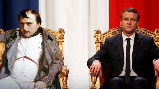 Gerçek şu ki; sen Napolyon değilsin!
