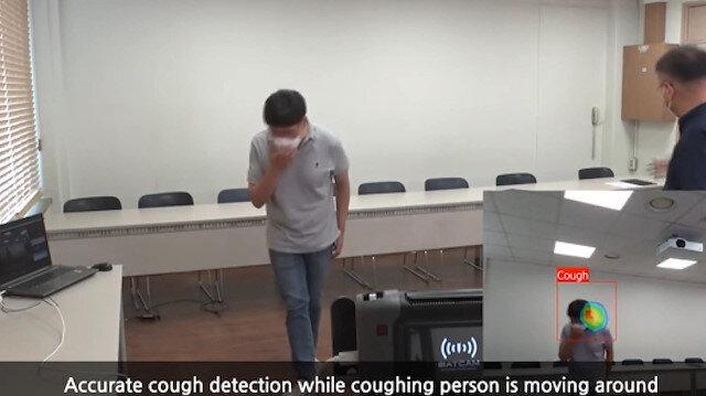 Bir saniyelik sesten öksürük tespit ediyor: Güney Koreli mühendislerin yeni keşfi