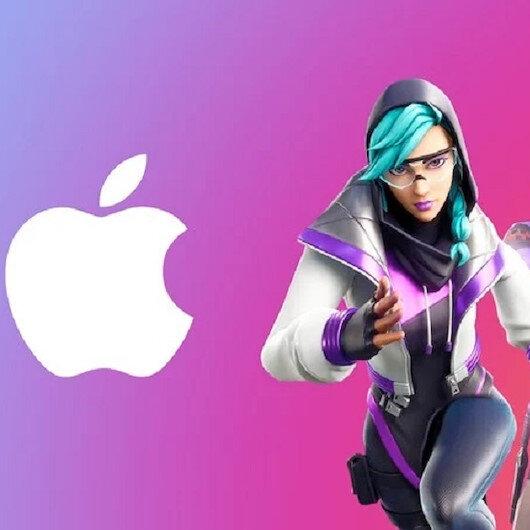 Apple komisyon alamayınca Fortnite'ı mağazasında kaldırdı