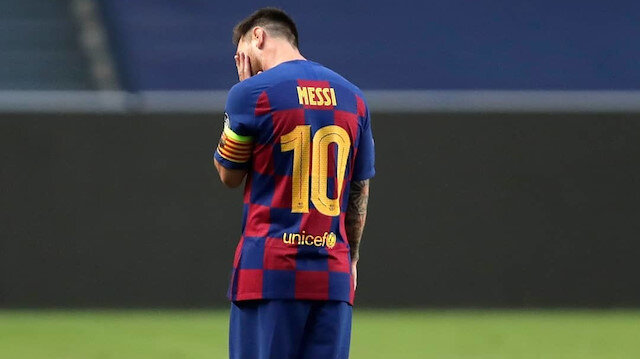 Bayern yenilgisi sonrasında Lionel Messi için dev iddia