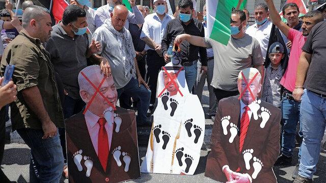 Filistinliler, davaya ihanet gördükleri BAE-İsrail anlaşmasını değerlendirdi