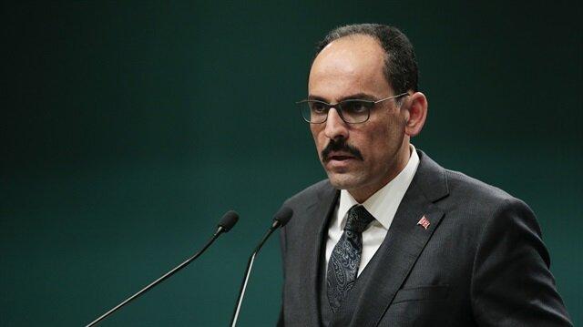 Biden'ın küstah sözlerine Cumhurbaşkanlığı Sözcüsü İbrahim Kalın'dan tepki: Türkiye'ye emir verilen günler geride kaldı