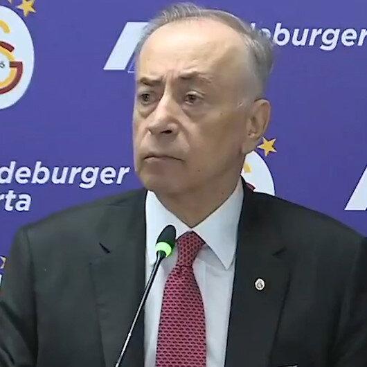 Galatasaray Başkanı Mustafa Cengizden, Bernard Mensah açıklaması: Biz teklif vermedik, çekiliyoruz dedik
