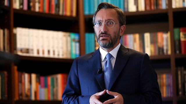 Fahrettin Altun'dan muhalefete çağrı: Hala bir cevap veremediniz