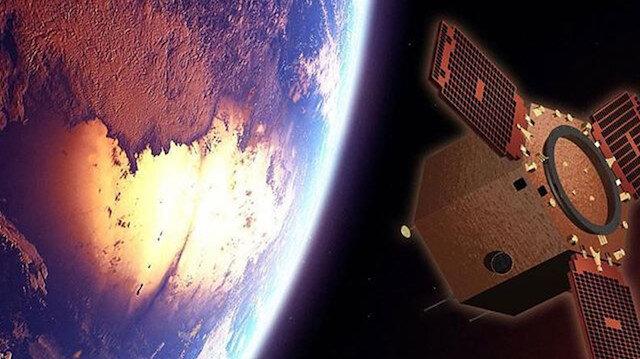 Gözlem uydusu RASAT yörüngedeki 9. yılını tamamladı