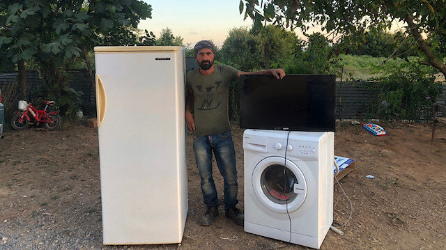 Mahallede düşük voltaj nedeniyle elektrikli ev eşyaları bozuldu: Dağıtım şirketi yatırım planlamalarının hayata geçirileceğini belirti