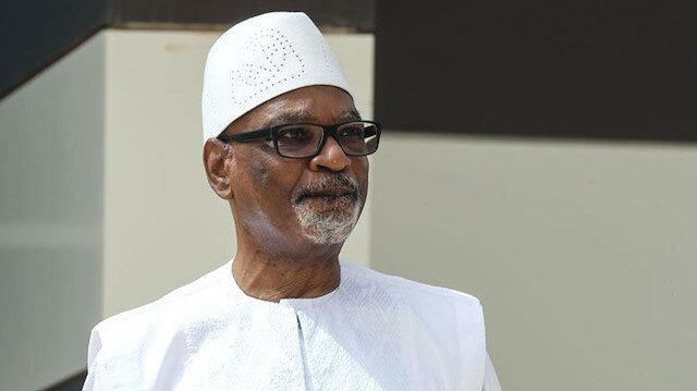 Mali Devlet Başkanı Keita istifa etti: İktidarda kalmak adına kan dökülmesini istemiyorum