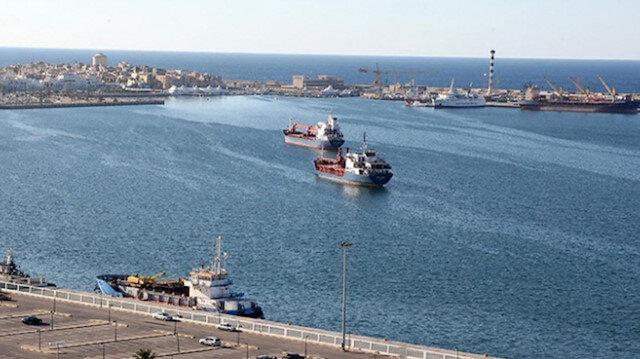 Suudi basınından deniz üssü iddiası: Türkiye ve Katar, Misrata limanında bir askeri üs kuracak