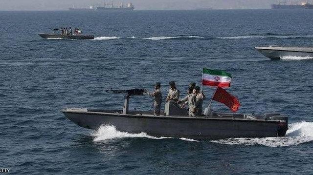 BAE tazminat ödeyecek: İran BAE'ye ait gemiye el koydu
