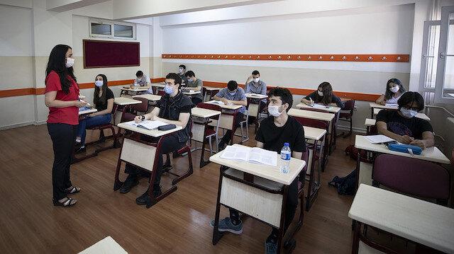 MEB duyurdu: Özel okullar 8'inci ve 12'nci sınıflar için takviye kurs açabilecek