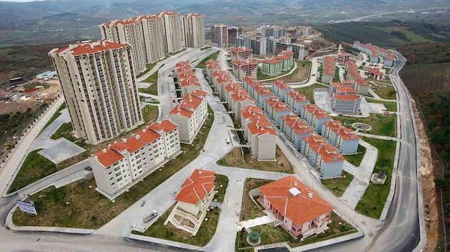 TOKİ'den 9 ilde ucuza konut: Fiyatlar 120 bin TL'den başlıyor