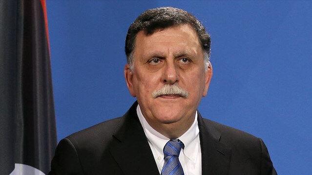 Libya Başbakanı Serrac ülkede ateşkes ilan etti