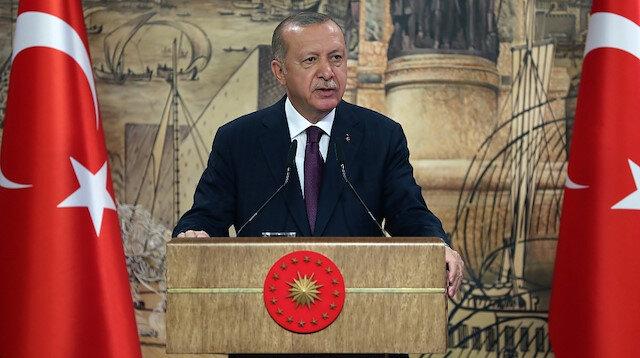 Cumhurbaşkanı Erdoğan müjdeyi açıkladı: 320 milyar metreküp doğal gaz keşfedildi
