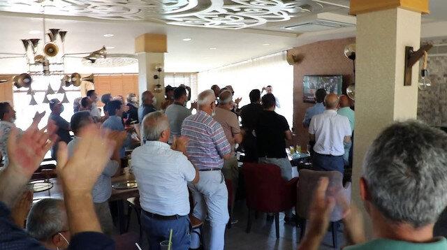 Erdoğan müjdeyi açıkladı, Zonguldaklı vatandaşlar gözyaşlarına boğuldu
