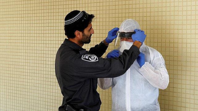 İsrail'de koronavirüs vaka sayısı 100 bini aştı