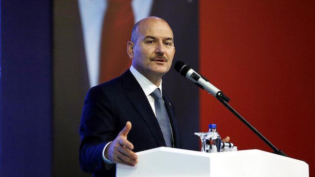İçişleri Bakanı Soylu: Türkiye'de bir 'Fay Yasası' çıkması zaruretini hep beraber değerlendirdik ve bu konuda bir çalışma ekibi oluşturduk