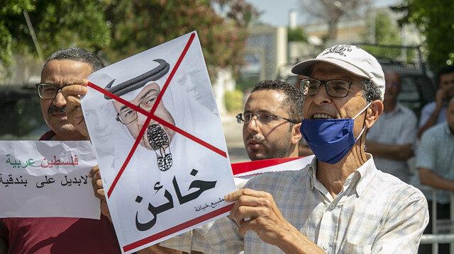 BAE muhaliflerinden İsrail ile normalleşmeye karşı direniş