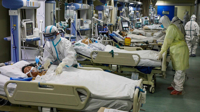 ABD'de koronavirüs nedeniyle ölenlerin sayısı 180 bini geçti