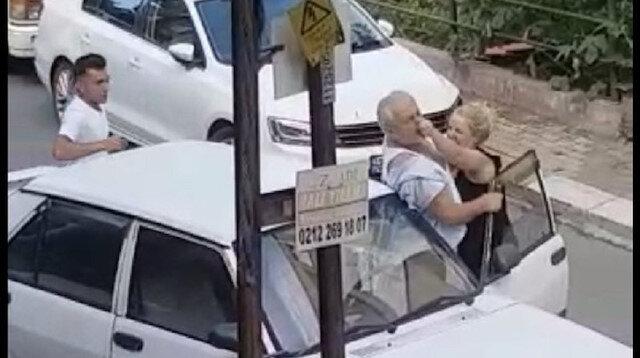 Trafikte kadın sürücüye tokat attı, hayatının hatasını yaptı: Eski tekvandocuya çatınca dayak yedi
