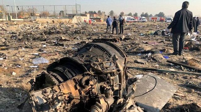 İran, Ukrayna uçağının karakutu bilgilerinin detaylarını paylaştı