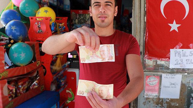 Adanalı genç hatalı basım para için en iyi teklifi bekliyor