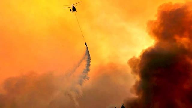 Adana'daki orman yangınıyla ilgili 3 kişi yakalandı