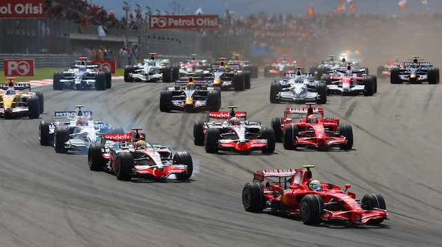 Formula 1 Türkiye'ye geri döndü: Yarışın tarihi de açıklandı