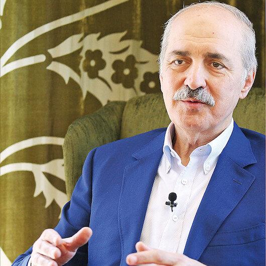 Toplumların kök hücresi aile:  AK Parti Genel Başkanvekili Numan Kurtulmuş yazdı