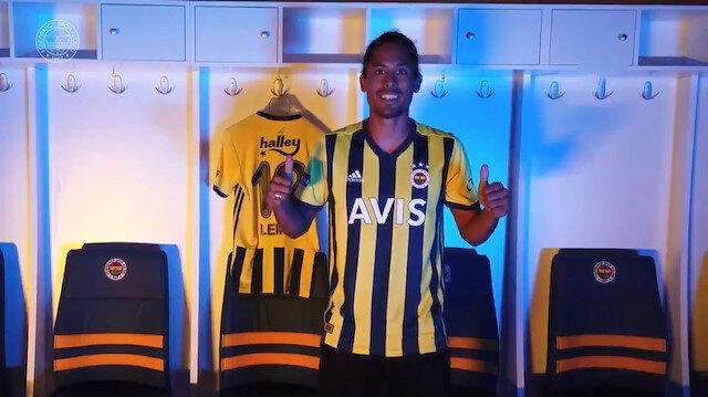 Fenerbahçe Uruguaylı stoper Mauricio Lemosu transfer ettiğini video ile duyurdu
