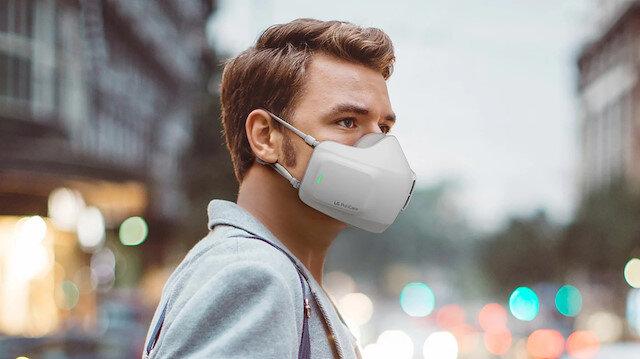 LG, fanlı yeni nesil koronavirüs maskesi tasarladı: PuriCare