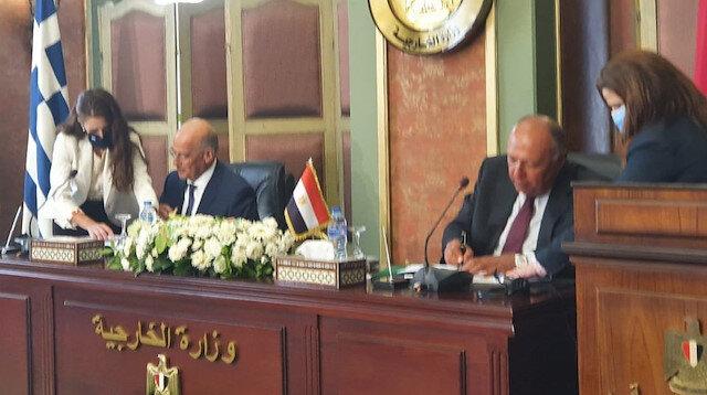 Yunanistan Parlamentosu Mısır ile imzalanan sözde anlaşmayı onayladı