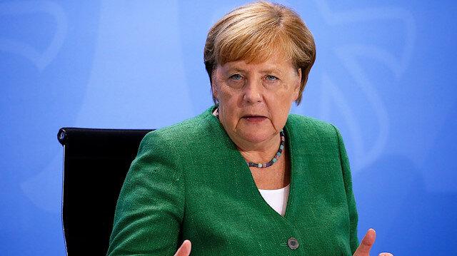 Merkel'in Suriye yorumu: Bir zamanlar 'Arap Baharı' olarak adlandırılan şey, umutların elbette tersine dönüştüğü büyük bir trajedi