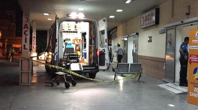 Adana'da kan donduran cinayet: Ambulansın içinde öldürüldü