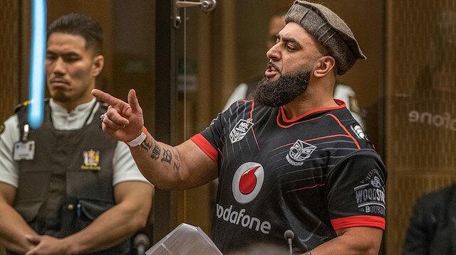 Christchurch mağdurları mahkemede terörist ile yüzleşti