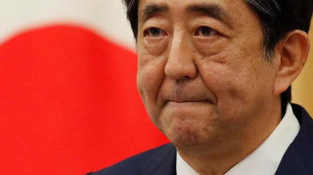 Japonya'da istifa depremi: Başbakan Abe istifa etti