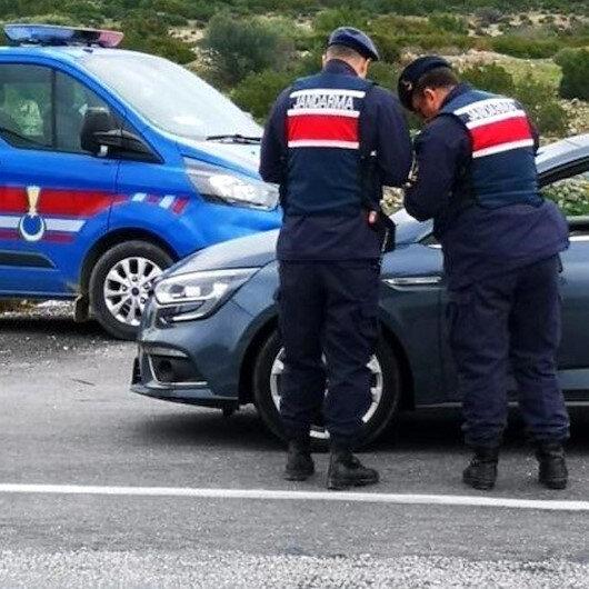 Kavga eden 5 kişiye Kovid-19 tedbirlerini ihlalden 15 bin 750 lira ceza