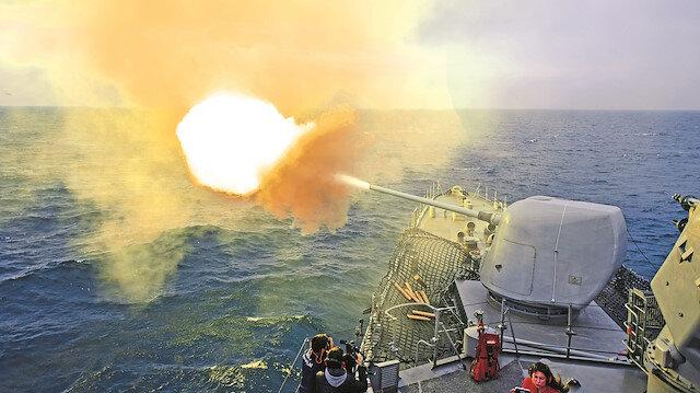 Yetki gemi komutanında: Vur emri verildi