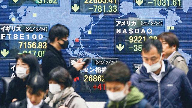 Dünya ekonomisi felç: Koronavirüs döneminde ekonomik olarak hangi ülke ne kadar küçüldü?