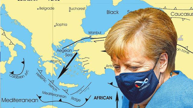 Şu haritaya iyi bak: Merkel Yunanlıların masalsı taleplerine destek oluyor