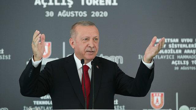 Cumhurbaşkanı Erdoğan 'tarihi' hazırlığı duyurdu