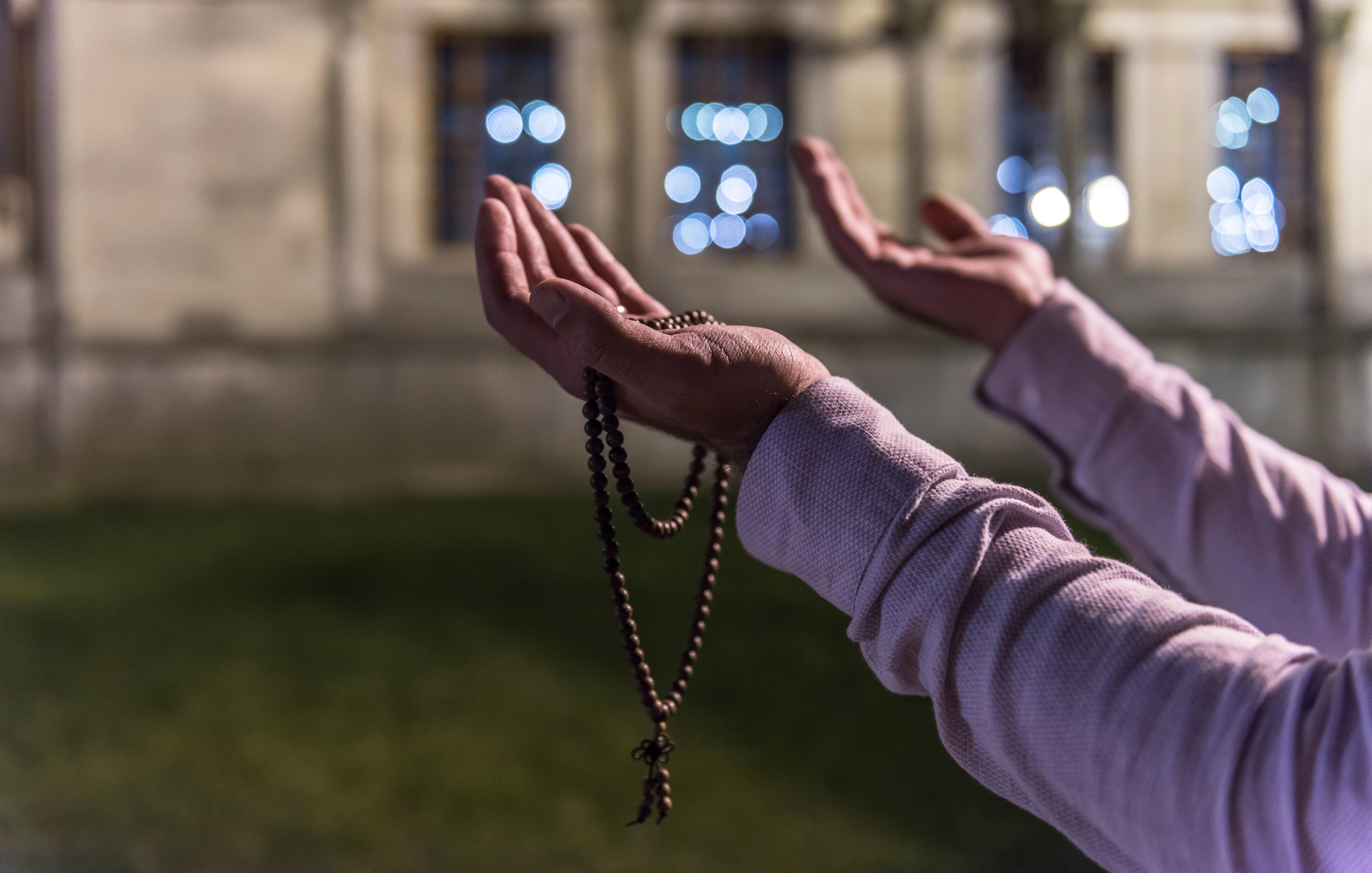 Nazara karşı okunacak dua.