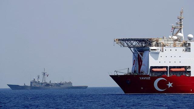 AB Komisyonundan Doğu Akdeniz'e ilişkin Türkiye açıklaması