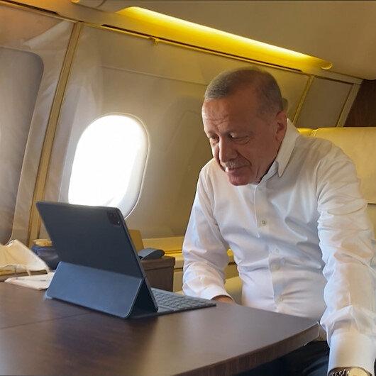 Cumhurbaşkanı Erdoğandan Avrupa şampiyonu genç filenin sultanlarına tebrik