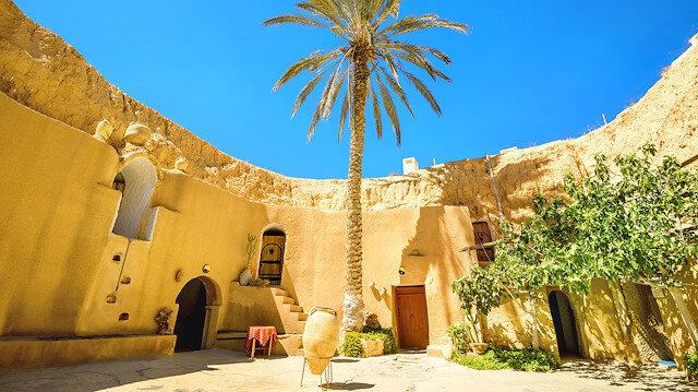 Tunus'ta bir Star Wars köyü