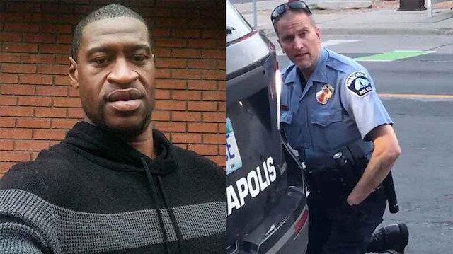 George Floyd'u öldüren polisten tepki çeken savunma